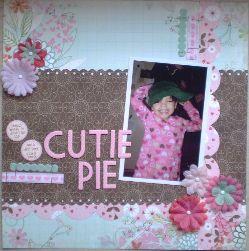 Cutie pie full page