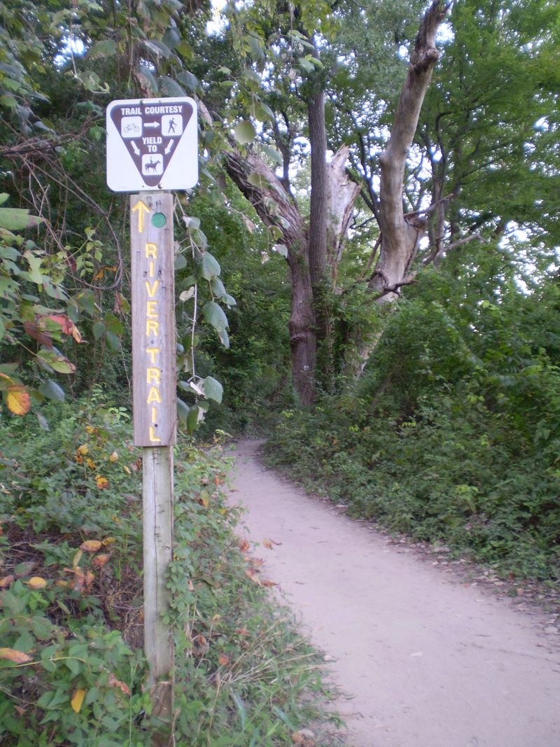 River trail