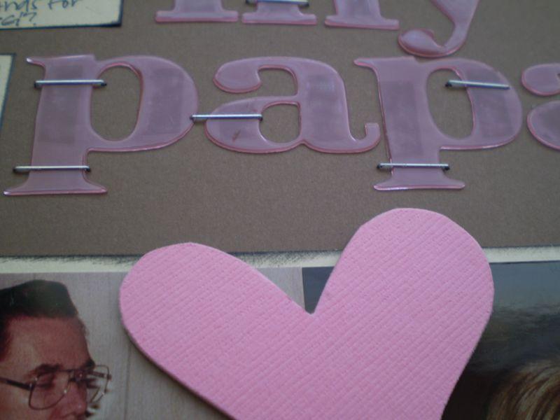My papa heart