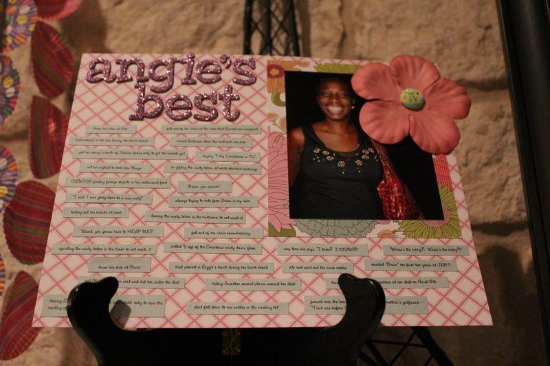 Angie's best