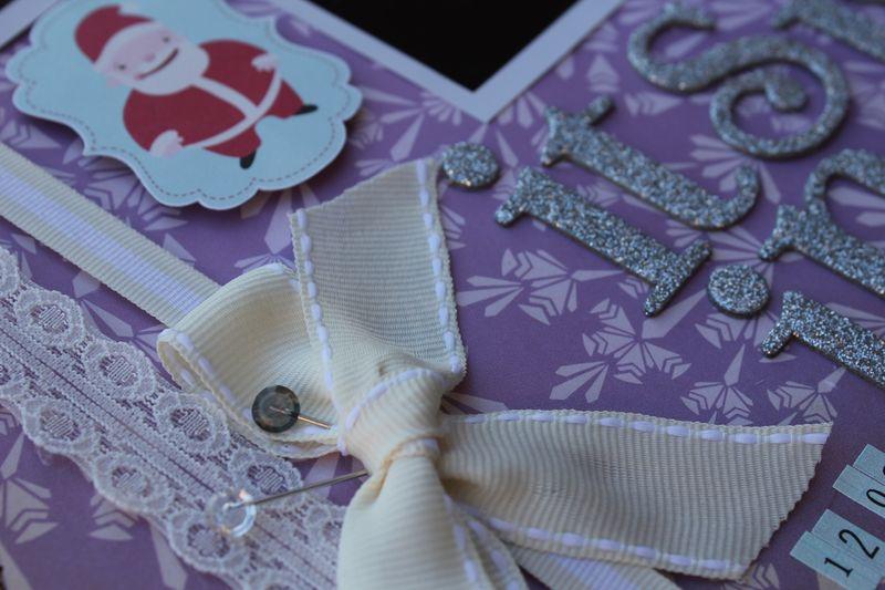 Brr ribbon detail