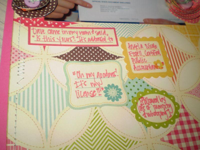 Elated journaling