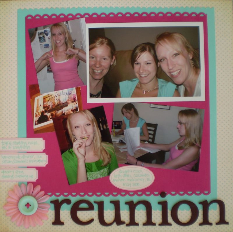 Reunion full page