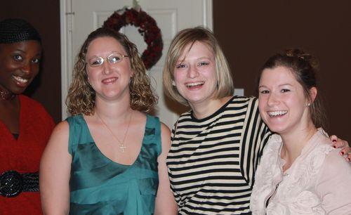 Christmas girls 1