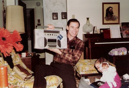 Papa's stereo