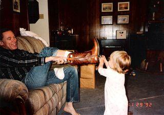 Erin & boots