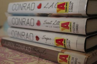 Lauren conrad books