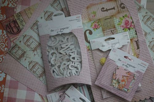 Girls' paperie