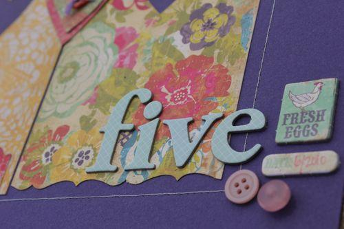 Five title