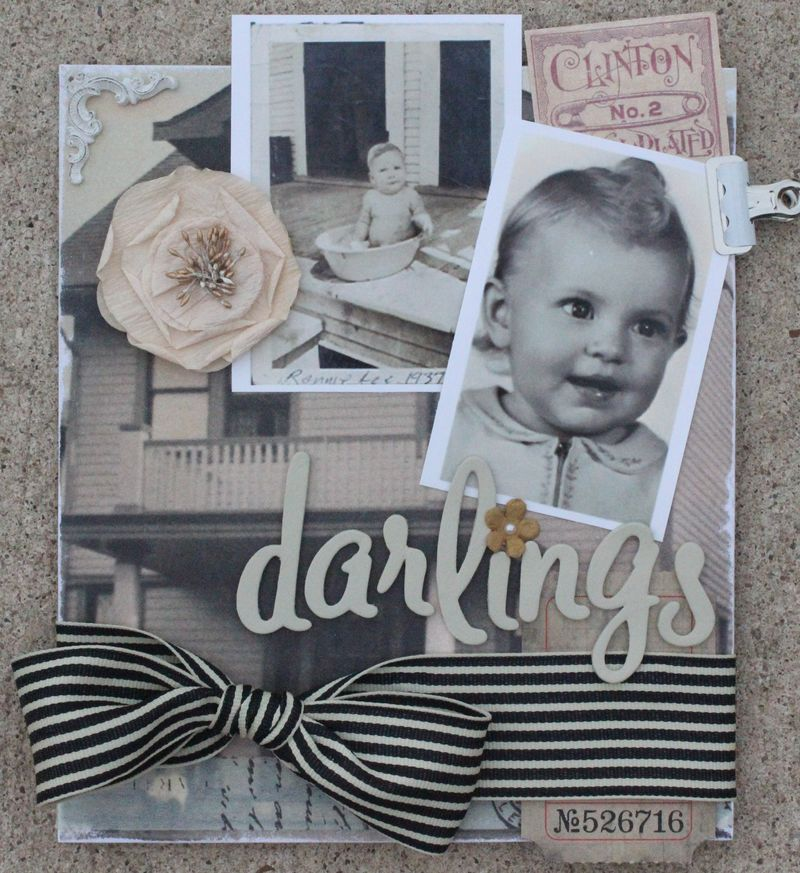 Darlings board