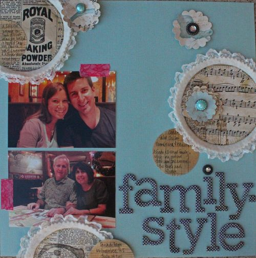 Family-style full page