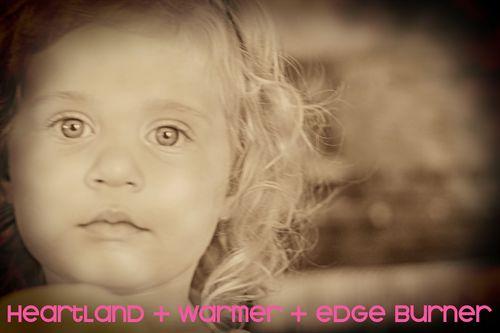 Mia heartland + warmer + edge burn 2