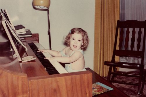 Piano angela