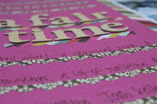 A fair time journaling