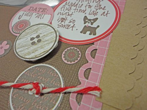 Instant love buttons