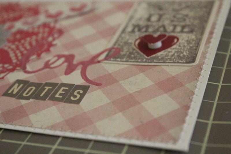 Love notes envelope MME detail 1