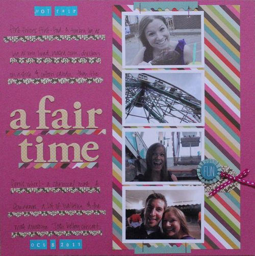 A fair time full page