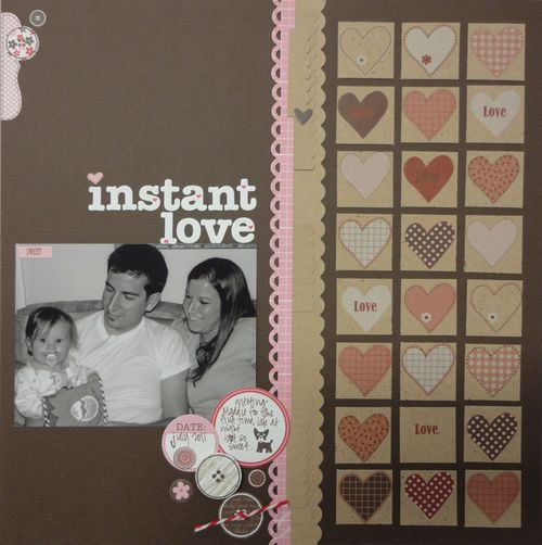 Instant love full page