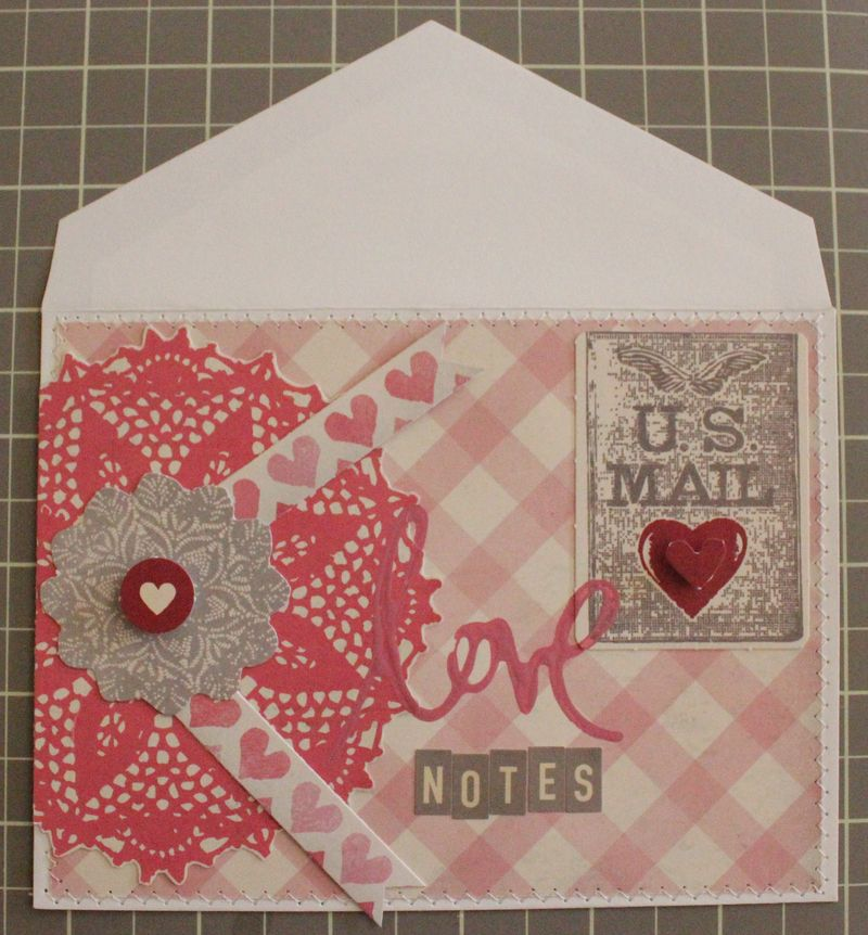 Love envelope MME