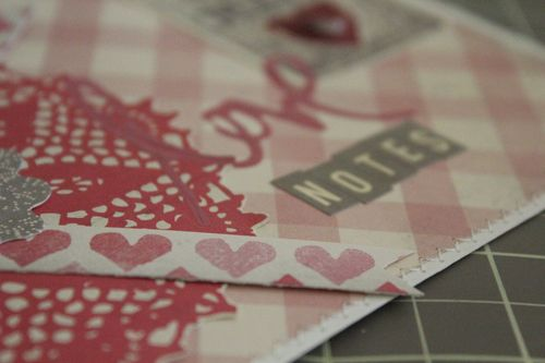 Love notes envelope MME detail 2