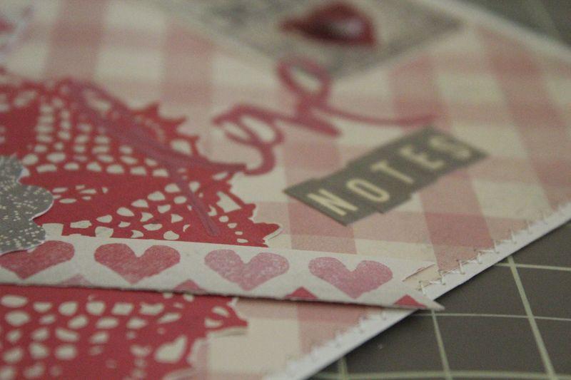 Love notes envelope MME detail 2