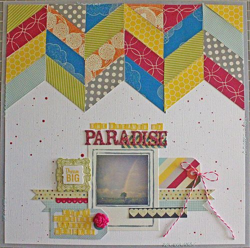 Paradise full page